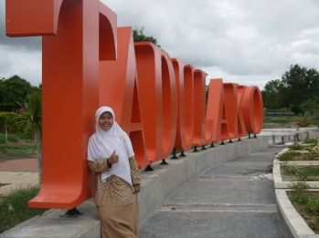 @Tadulako University Park :-) ;-) ;-)