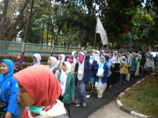 Turun Aksi for GAZA