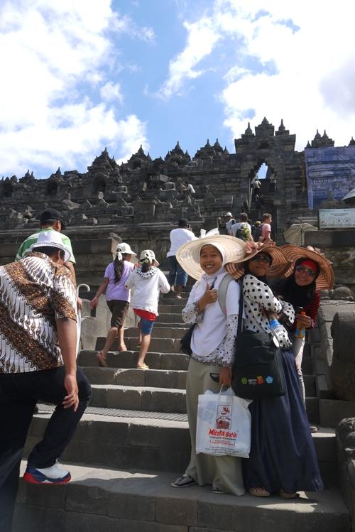 @Candi Borobudur, Semarang