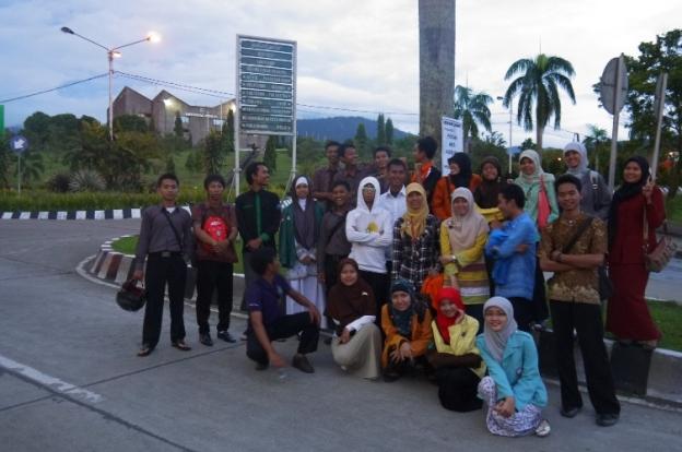 Jalan-jalan ke Universitas Andalas, Padang