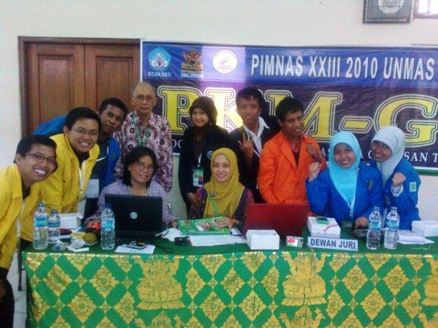 PIMNAS ke 23 di Universitas Mahasaraswati, Bali (20-24 Juli 2010)
