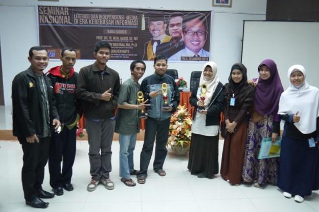 Berdakwah Melalui Tulisan, bersama rekan seperjuangan Forum LIngkar Pena (FLP Sulteng)