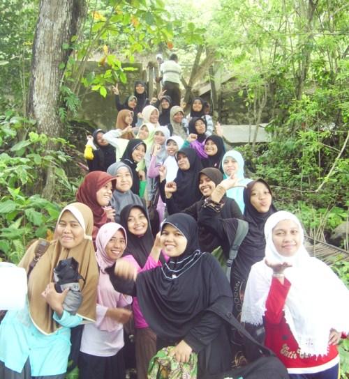 Rihlah bareng jilbaber and kawan UPIM,Aseekkk :-D