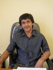 Moh. Dahlan Th. Musa, S.Si., M.T., ketua panitia seleksi ON MIPA-PT tahap 1