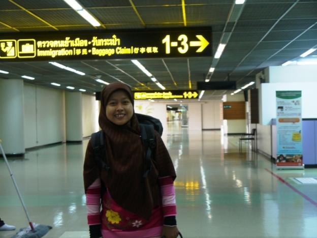 Don Muang Airport, Bangkok