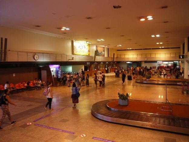 Suasana dalam bandara Don Muang