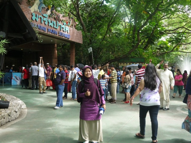 Sekitaran Taman