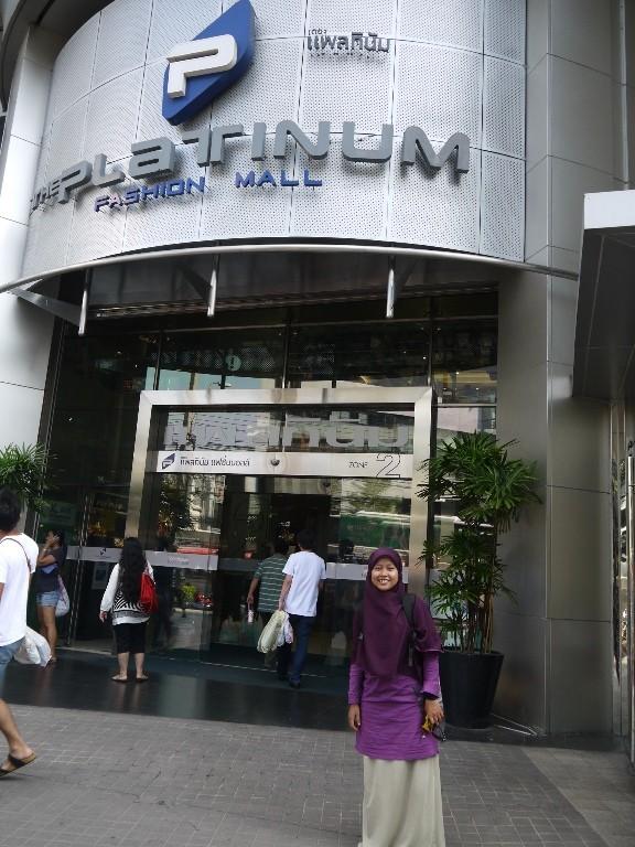PLatinum Mall :-) Yukkk borongggg